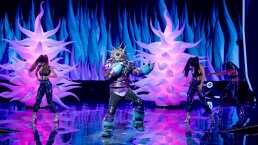 """Marciano canta """"El amante"""" en el quinto programa de ¿Quién es la Máscara?"""