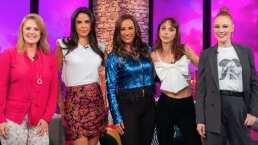 Erika Buenfil comparte en 'Netas Divinas' detalles sobre el fugaz romance que tuvo con Luis Miguel