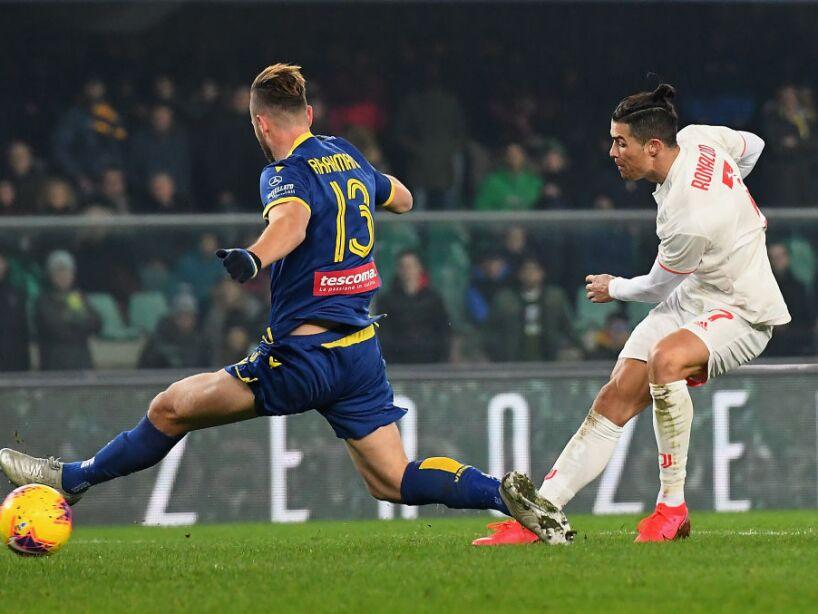 Hellas Verona v Juventus - Serie A