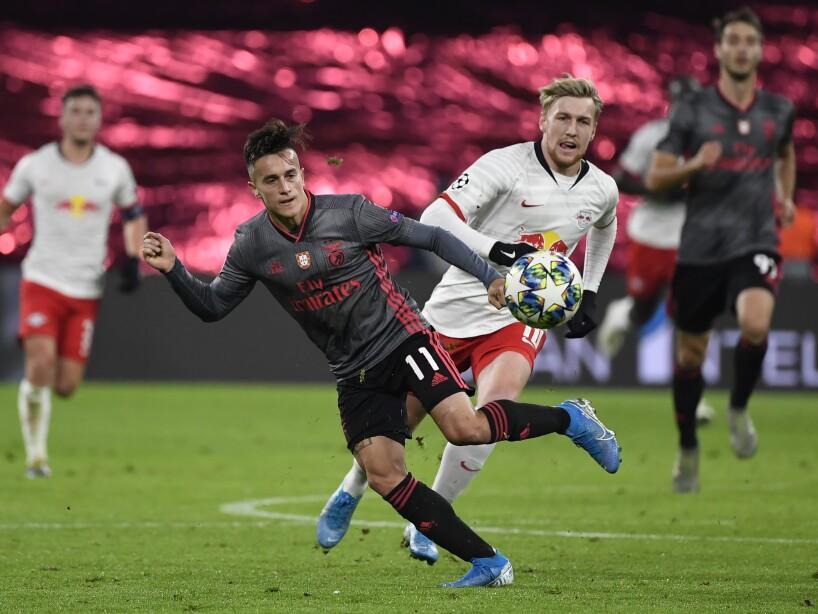Zenit 2-0 Lyon. Ambos acumulan 7 puntos y ocupan la segunda y tercera posición del grupo G.