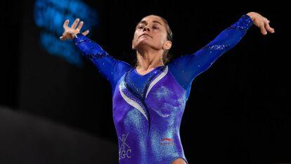 Tras siete participaciones Olímpicas,y por su edad, Oksana pasará a la historia por imponer ambas marcas