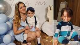 Al hijo de Sherlyn le gusta el reggaetón y lo demuestra bailando éxito de J Balvin