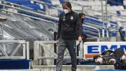 "Guillermo Almada tras ser empatado en Monterrey: ""Soy optimista"""