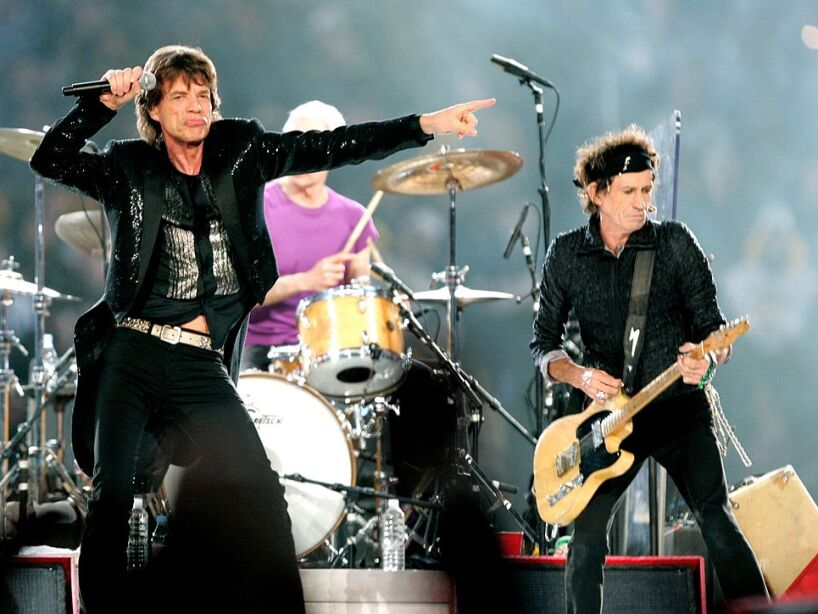 Sprint Super Bowl XL Halftime Show