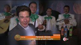 Fernando Allende debuta como empresario HOY