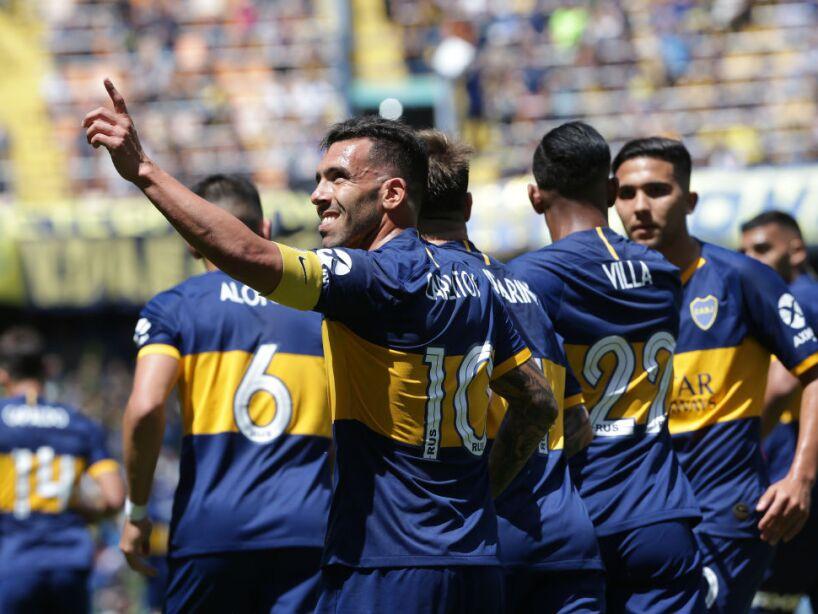 Boca Juniors v Arsenal - Superliga 2019/20