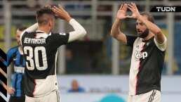 En números, la hegemonía de la Juventus sobre el sublíder