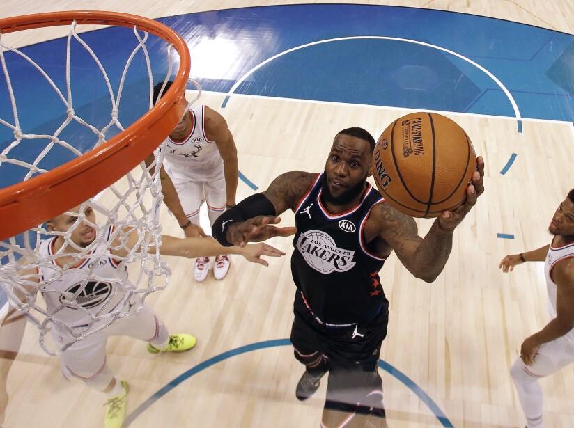 CORRECTION All Star Game Basketball