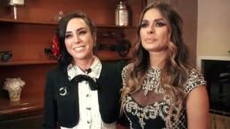 Galilea Montijo e Inés Gómez Mont cuentan anécdotas de Fiesta Mexicana
