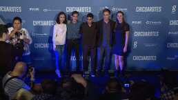 'Nunca pensé que iba a hacer cine': Gael García está listo para el estreno de 'Chicuarotes'