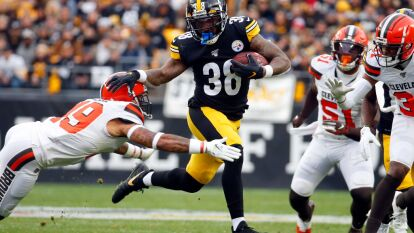 Los Browns y los Steelers nos deleitaron en un encuentro muy parejo en Pittsburgh.