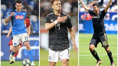 Los 11 atacantes mexicanos mejor rankeados en el FIFA 20