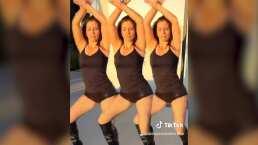 Alessandra Rosaldo saca su lado sensual y aparece bailando como en 'La Carabina de Ambrosio'