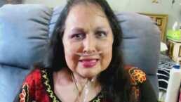 Flor Silvestre deja el hospital tras problemas respiratorios