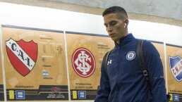 Niegan en Cruz Azul contactos con Iván Marcone