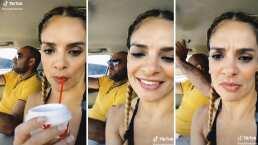Alma Cero 'presume' que su novio es muy romántico al ritmo de Bad Bunny (VIDEO)
