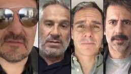"""""""Los Simuladores"""" se reencuentran para trabajar en un operativo urgente contra el coronavirus"""