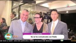 Laura Zapata ya tiene quien la defienda