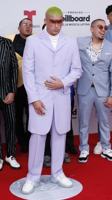 Todos los looks durante la alfombra roja de los premios Billboard Latino 2019
