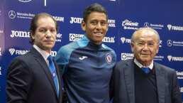 """Ordiales: """"Tengo el respaldo de tomar decisiones"""" en Cruz Azul"""