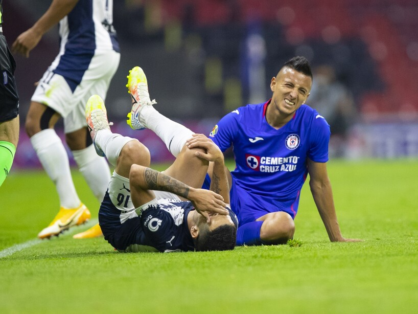 Liga BBVA MX Clausura GUARD1ANES 2021 Cruz Azul vs Monterrey