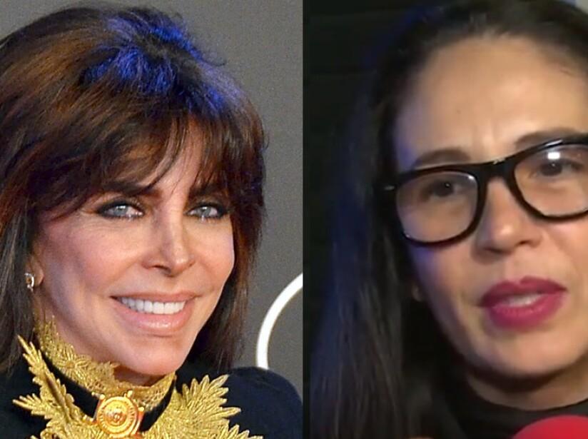 Historia entre la pelea de Verónica Castro y Yolanda Andrade
