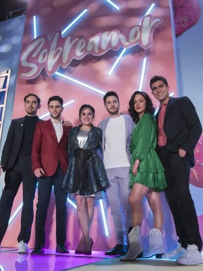 Televisa Digital presentó su nueva serie original titulada 'Sobreamor', que se estrenará el 14 de febrero.