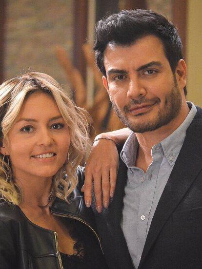 Angelique Boyer y Andrés Palacios protagonizan la telenovela 'Imperio de Mentiras', producción de Giselle González que se encuentra en su etapa de grabación. A continuación, te compartimos más detalles sobre esta pareja que seguro se convertirá en una de las preferidas.