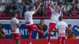Necaxa propina histórica goleada a Veracruz