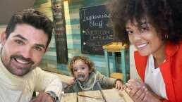 Brenda Kellerman revela que la primera palabra de su hijo Tadeo fue el nombre de su hermanito, Dante