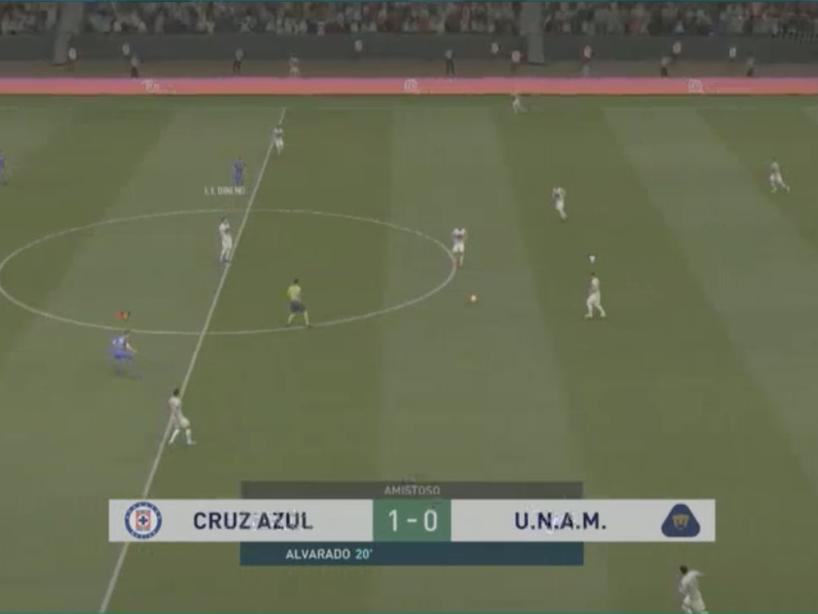 eLiga MX, Cruz Azul vs Pumas, 6.png