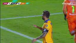 ¡No cuenta! Le anulan el gol 12 a André-Pierre Gignac