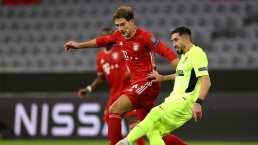 ¡Buenas noticias! Héctor Herrera tiene chance de jugar ante el Bayern
