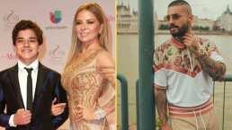 Predicciones de famosos: El hijo de Gloria Trevi grabará dueto con Maluma, predice Mhoni Vidente