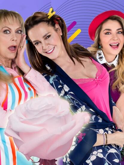 Desde 'Renata' y 'La Tía Licha' hasta 'Justito' y 'Victoria', aquí te presentamos a los actores de 'Una familia de diez' que también aparecieron en 'La Rosa de Guadalupe' y lucían extremadamente diferentes.