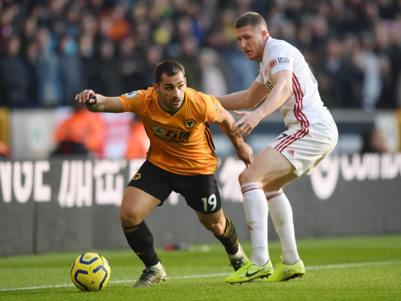 Wolverhampton Wanderers v Sheffield United - Premier League