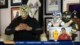 El origen de la máscara de Raúl en Wembley
