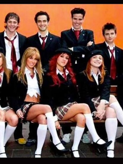 'Rebelde' se estrenó en 2004 y es considerada una de las telenovelas más populares de la televisión mexicana. Algunos de sus actores saltaron a la fama, mientras que otros optaron por alejarse de los melodramas.