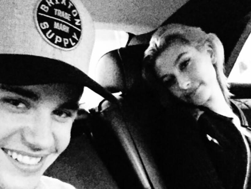 10 imágenes que cuentan la historia de amor entre Justin Bieber y Hailey Baldwin