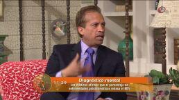Roberto Breedingham: Diagnóstico mental