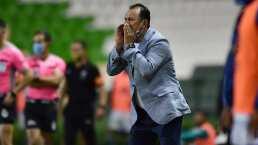 Juan Reynoso augura continuidad como DT de Puebla