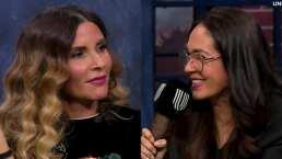 Issabela Camil se 'molesta' con Yolanda Andrade por recordarle a Luis Miguel