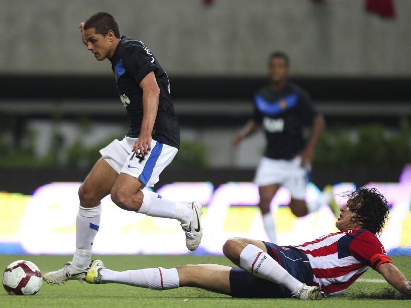 Chivas vs Man U