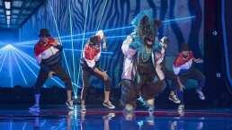 La euforia noventera llegó a ¿Quién es la Máscara? con los Backstreet Boys