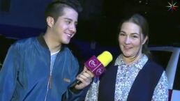 ENTREVISTA: Eugenia Cauduro se aferra su madre