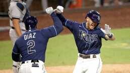 Tampa Bay elimina a Yankees y ahora van por los Astros