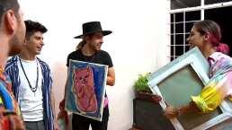 Así Somos: ¿Mickey, Luis y David tendrán futuro como pintores?