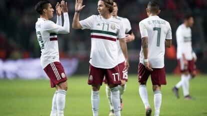 En duelo de la Concacaf Nations League, el combinado mexicano venció 2-1 a Bermudas en el Nemesio Diez.