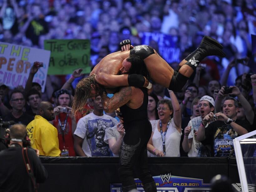 Triple H, Undertaker