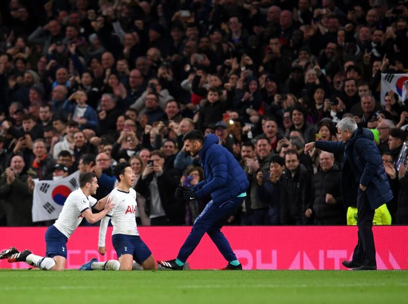 Tottenham Hotspur v Manchester City - Premier League